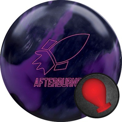 AFTERBURNER PURPLE/BLACK