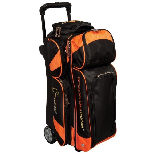 HAMMER · PREMIUM TRIPLE ROLLER SCHWARZ/ORANGE