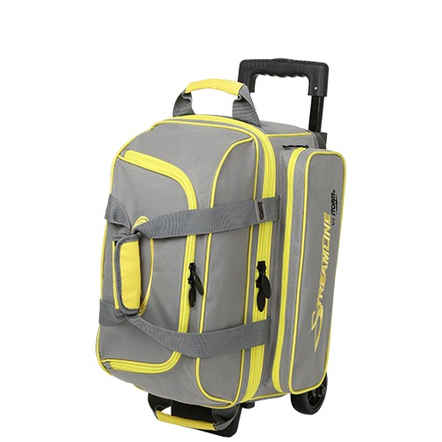 STORM STREAMLINE 2-BALL ROLLER GRAY BLACK YELLOW