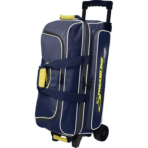 STORM STREAMLINE 3-BALL ROLLER NAVY/GREY/YELLOW