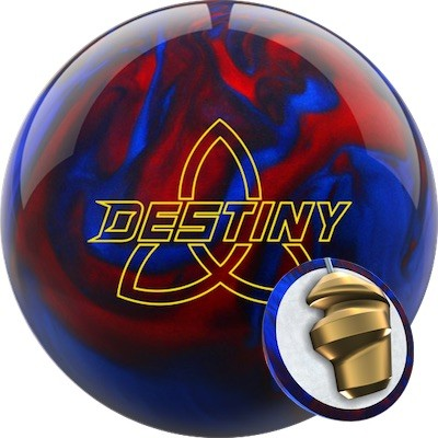 DESTINY PEARL BLACK/RED/BLUE