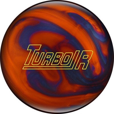 EBONITE · TURBO/R ORANGE/BLUE PEARL